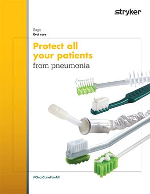 Oral care brochure