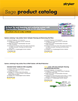 Sage Product Catalog - Infection Prevention